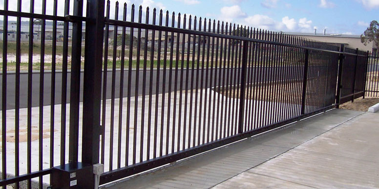 Automatic Gates Perth Electric Amp Solar Litestart